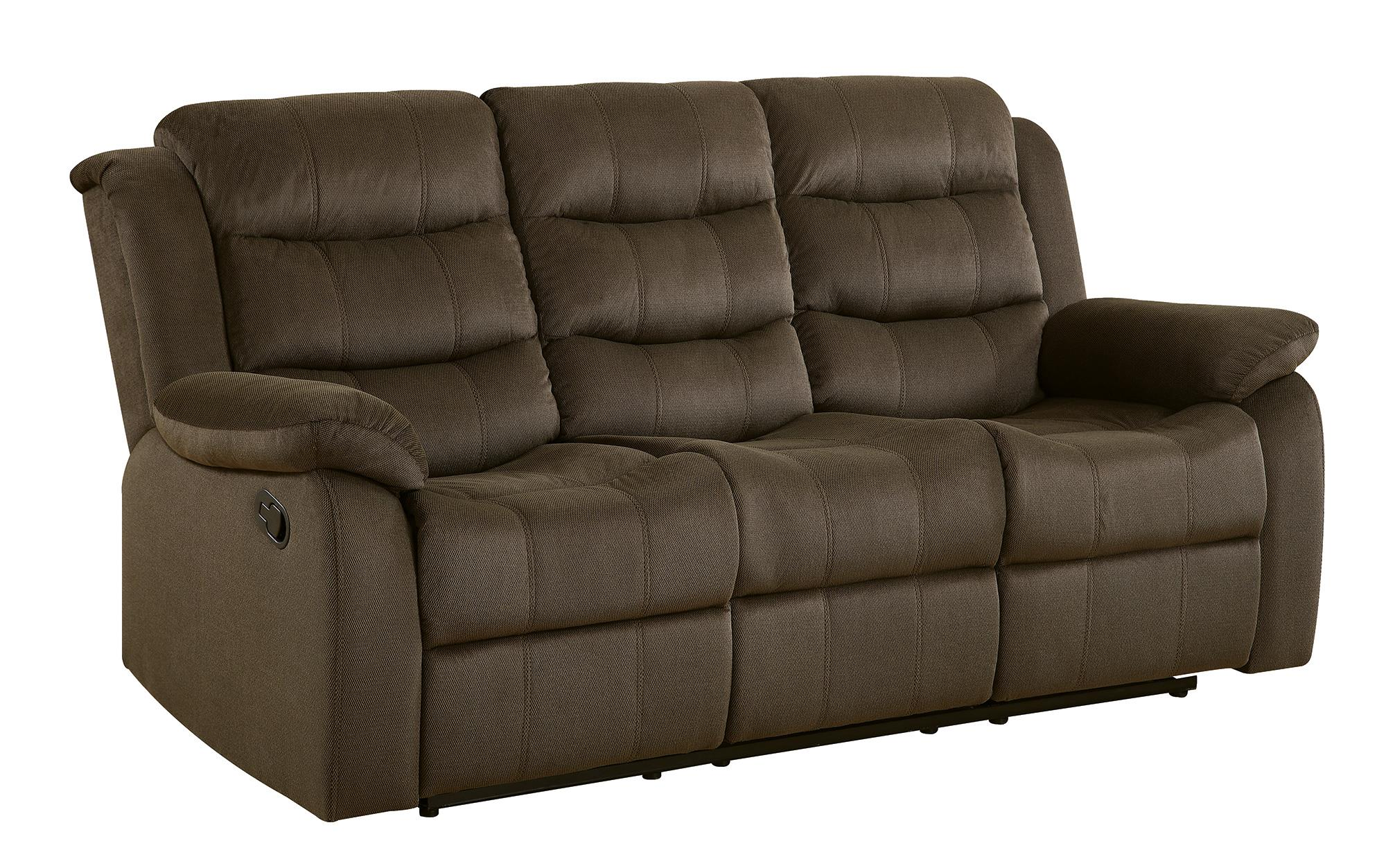 Rodman Motion Sofa by Coaster at Lapeer Furniture & Mattress Center