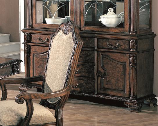 Saint Charles Buffet by Coaster at Lapeer Furniture & Mattress Center