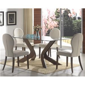 Coaster San Vicente Five Piece Dining Set