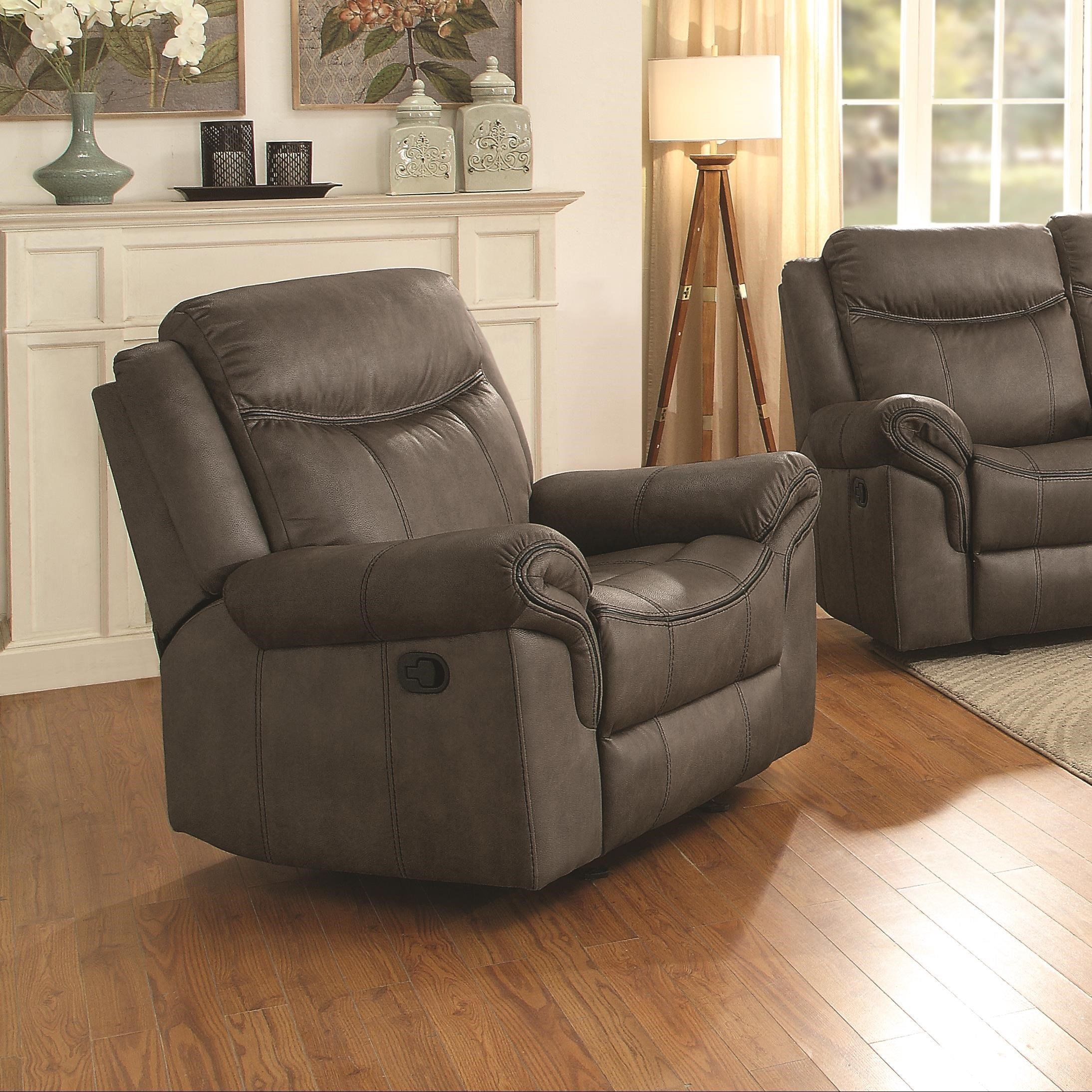 Sawyer Motion Glider Recliner by Coaster at Northeast Factory Direct