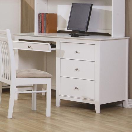 Selena Desk by Coaster at Northeast Factory Direct