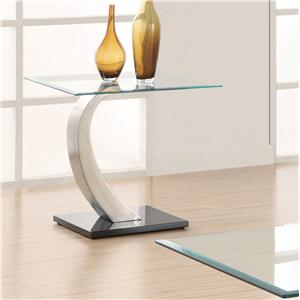 Coaster Shearwater End Table