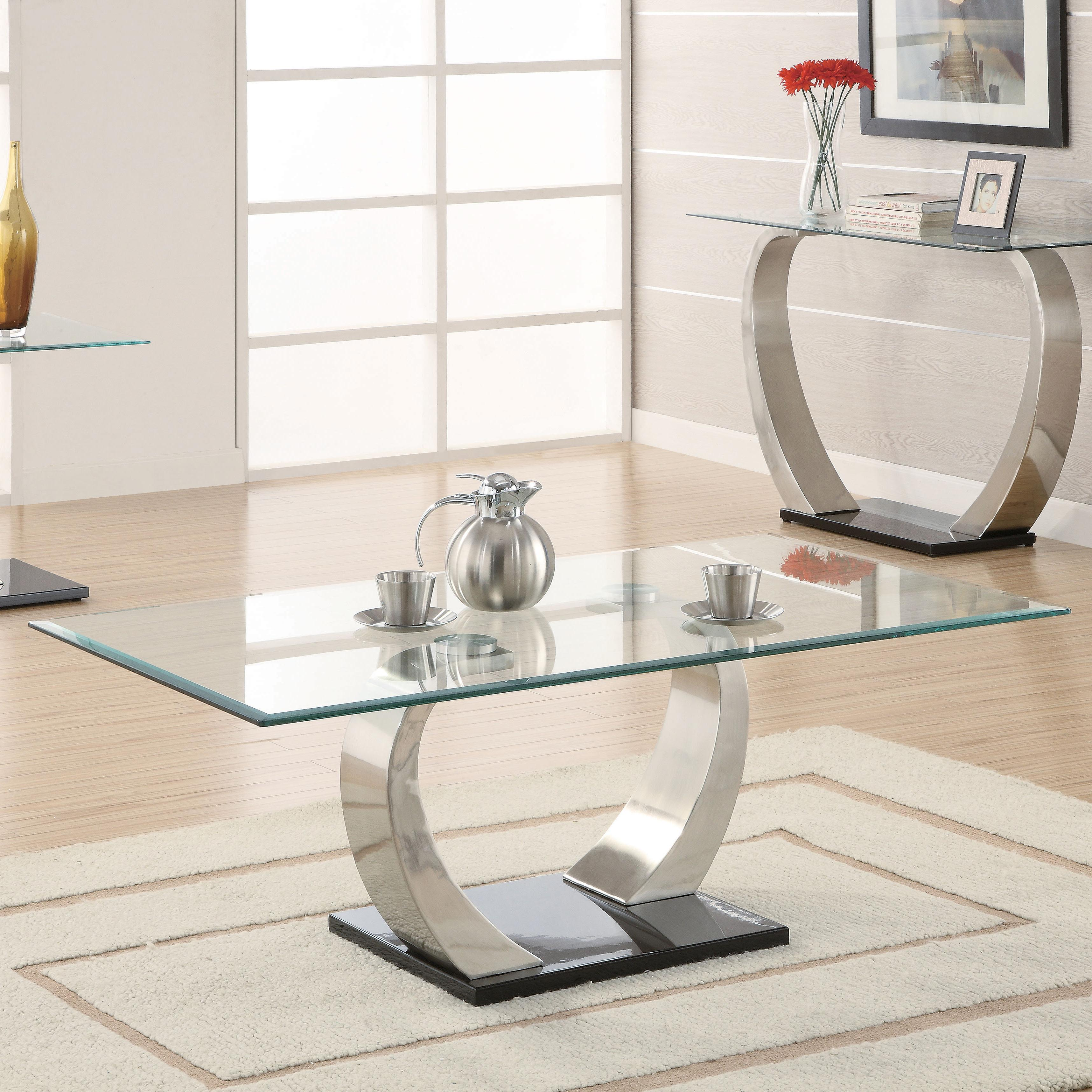 Shearwater Coffee Table by Coaster at Value City Furniture