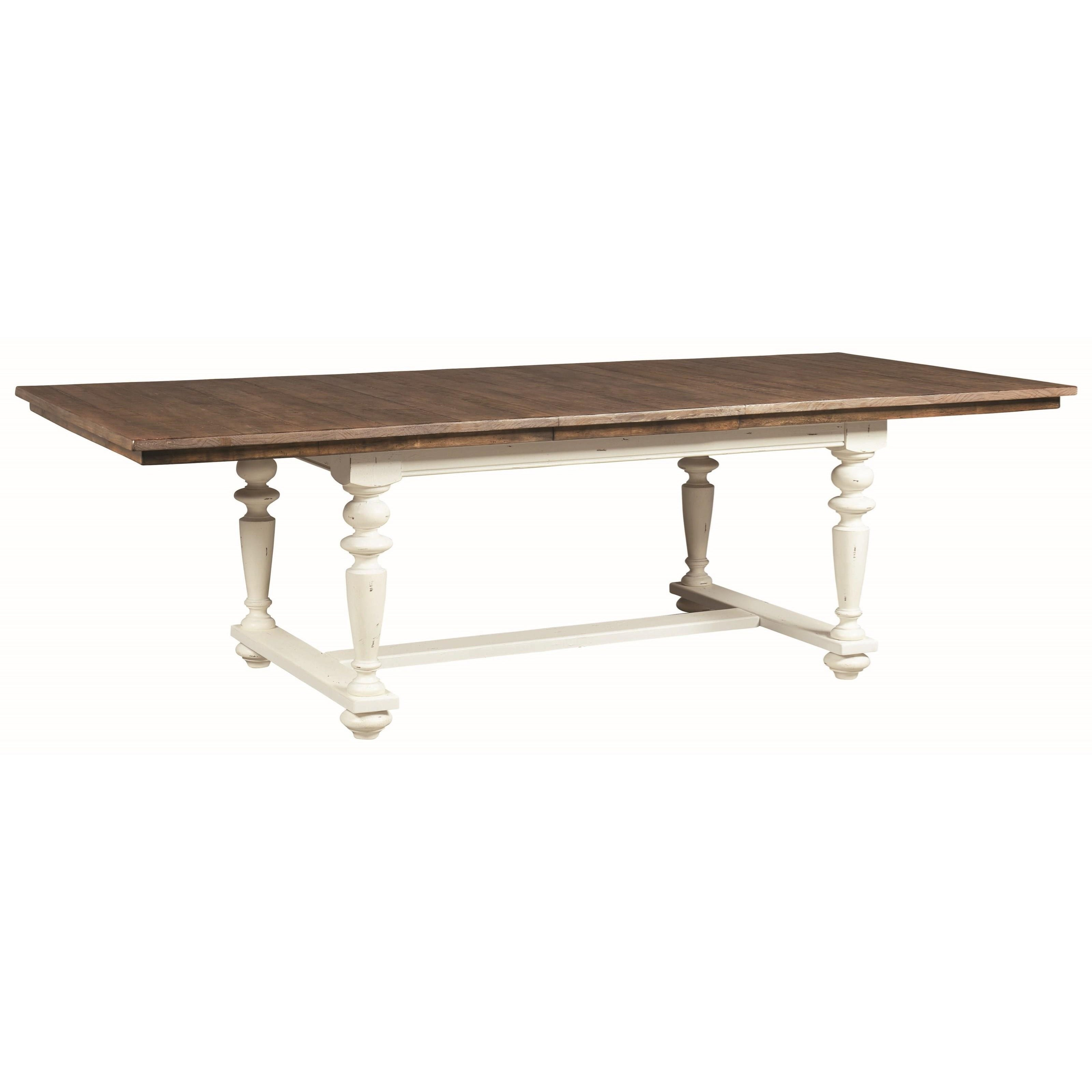 Simpson Rectangular Dining Table by Coaster at Rife's Home Furniture