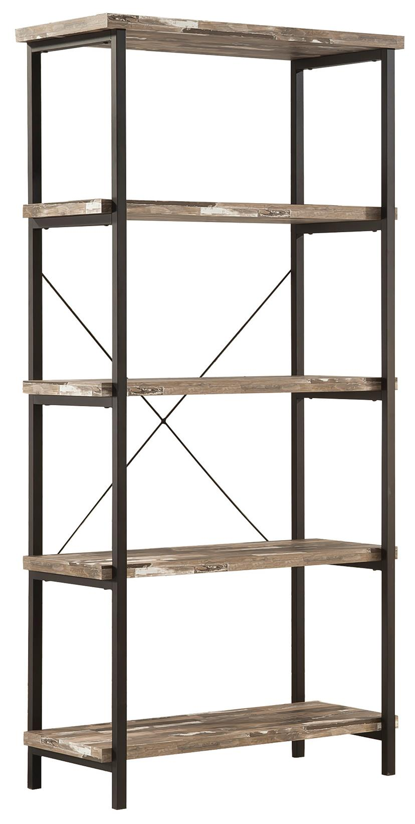 Skelton Bookcase by Coaster at Northeast Factory Direct