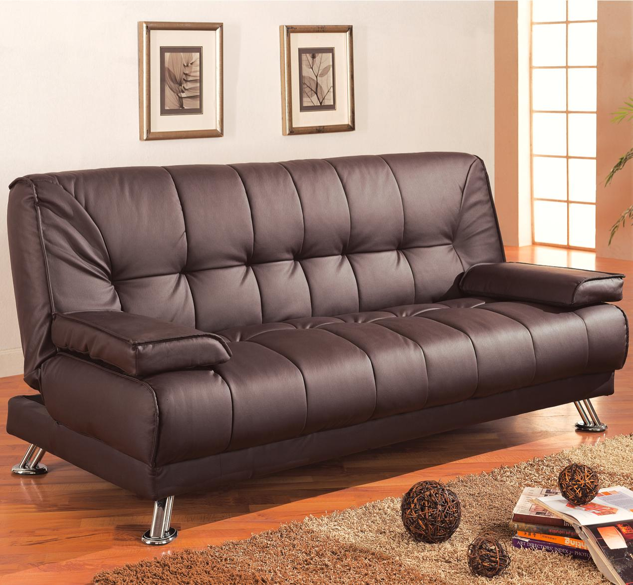 Sofa Beds and Futons Sofa Bed by Coaster at A1 Furniture & Mattress