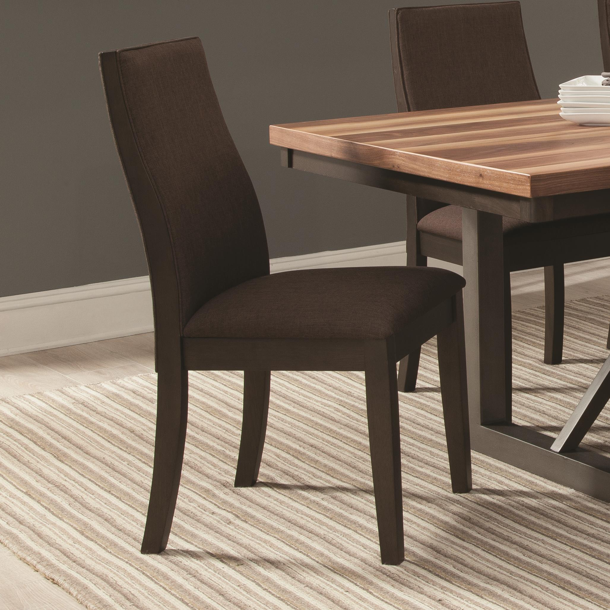 Spring Creek Dining Chair by Coaster at Lapeer Furniture & Mattress Center