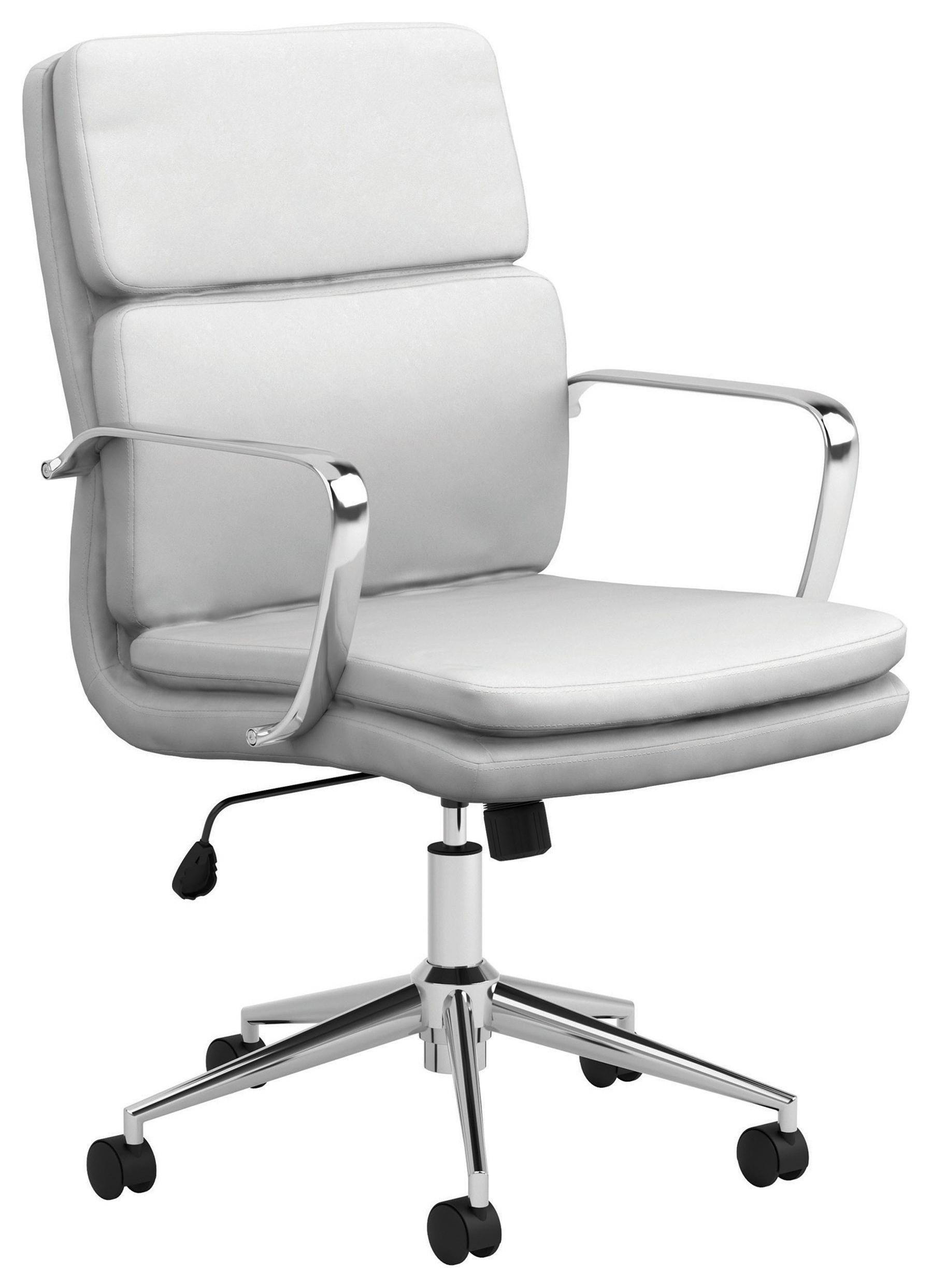 Standard Back Desk Chair by Coaster at Sam Levitz Furniture