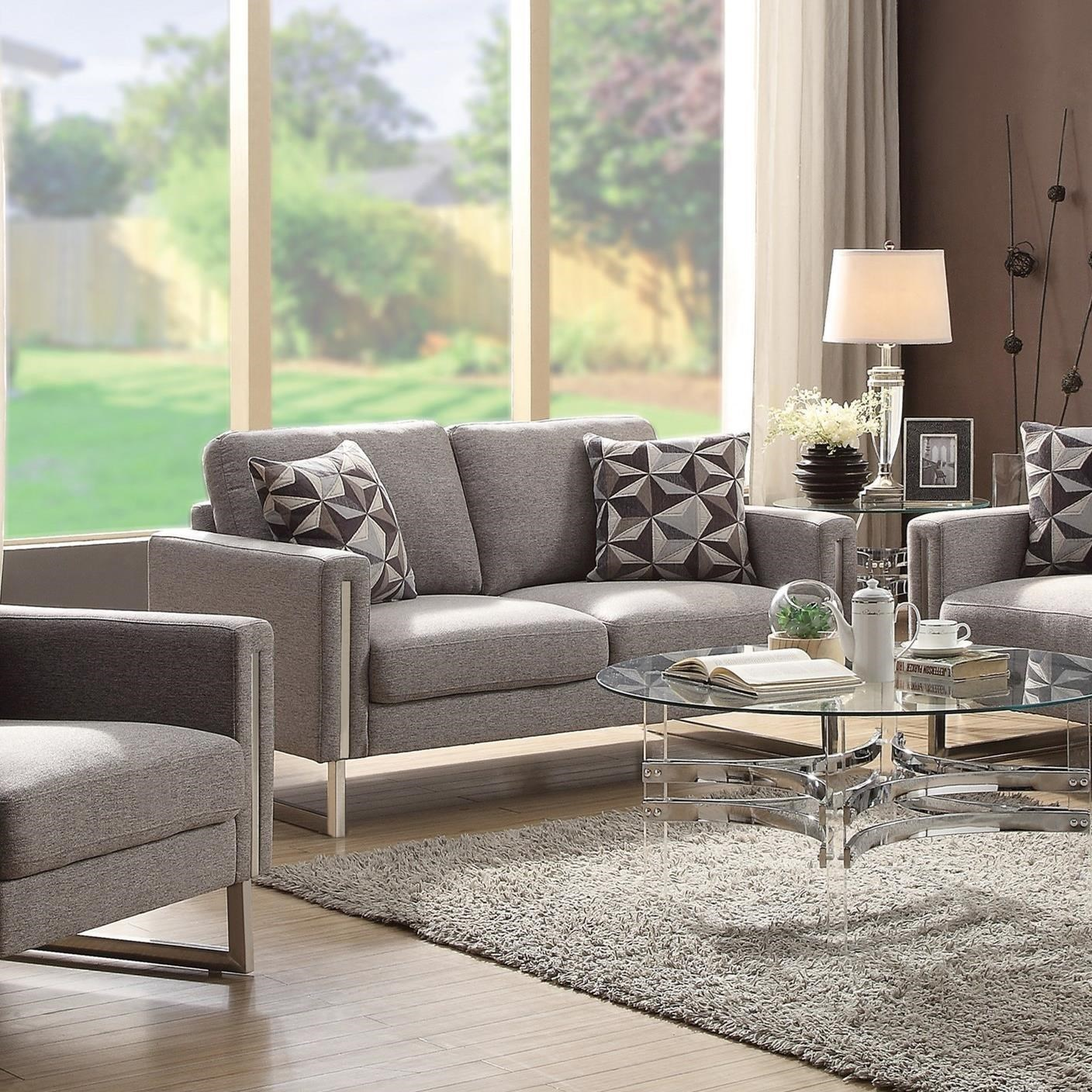 Stellan Loveseat by Coaster at Northeast Factory Direct