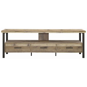 "Industrial 71"" TV Stand"