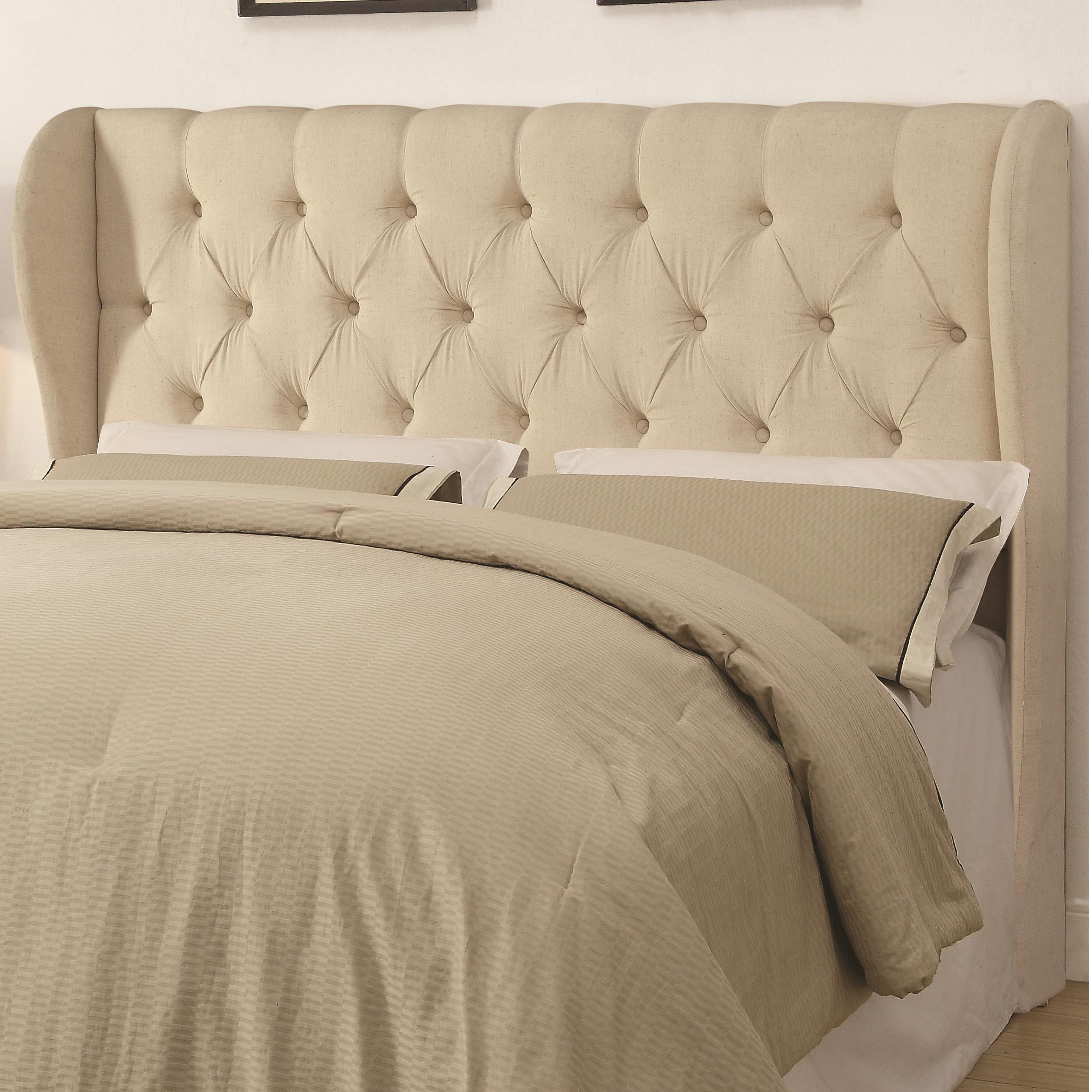 Upholstered Beds Queen/ Full Murrieta Headboard by Coaster at Value City Furniture