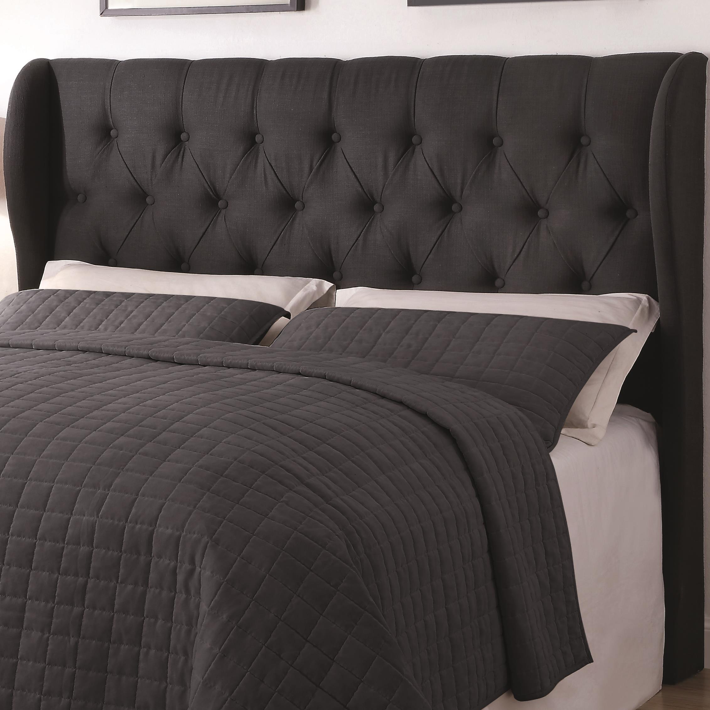 Upholstered Beds Queen/ Full Murrieta Headboard by Coaster at Suburban Furniture