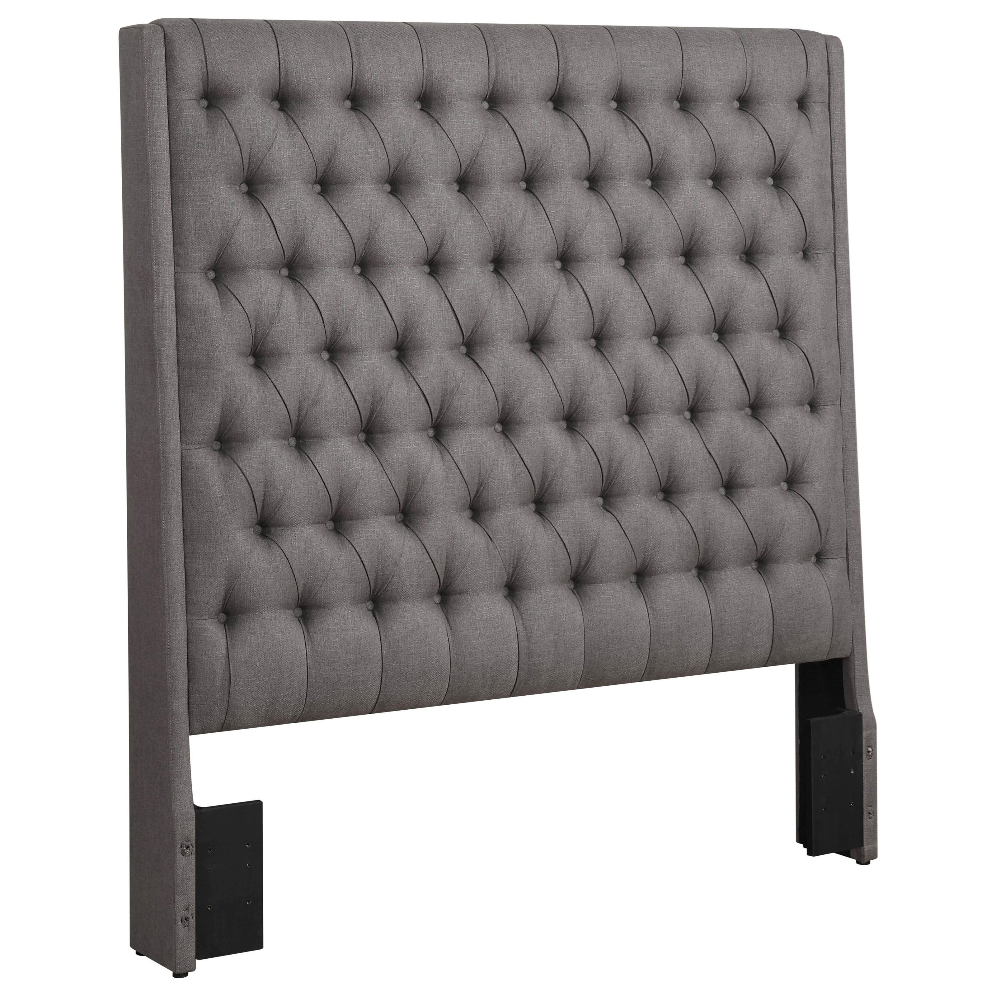 Upholstered Beds Cal King Headboard by Coaster at Northeast Factory Direct