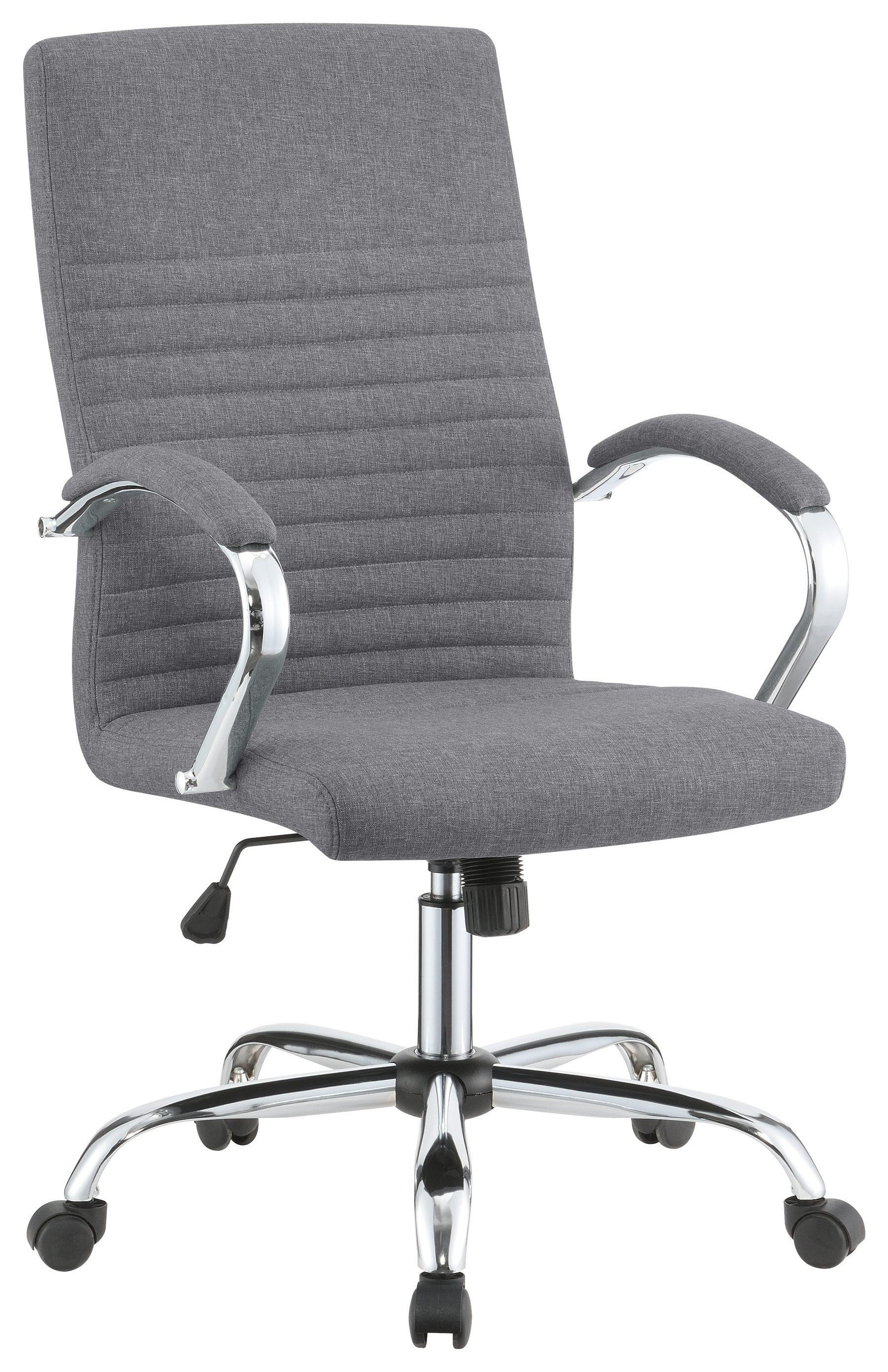 Upholstered Desk Chairs Upholstered Office Chair by Coaster at Sam Levitz Outlet