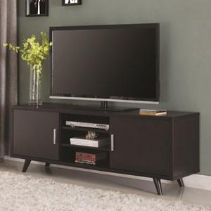 Mid-century Modern TV Console