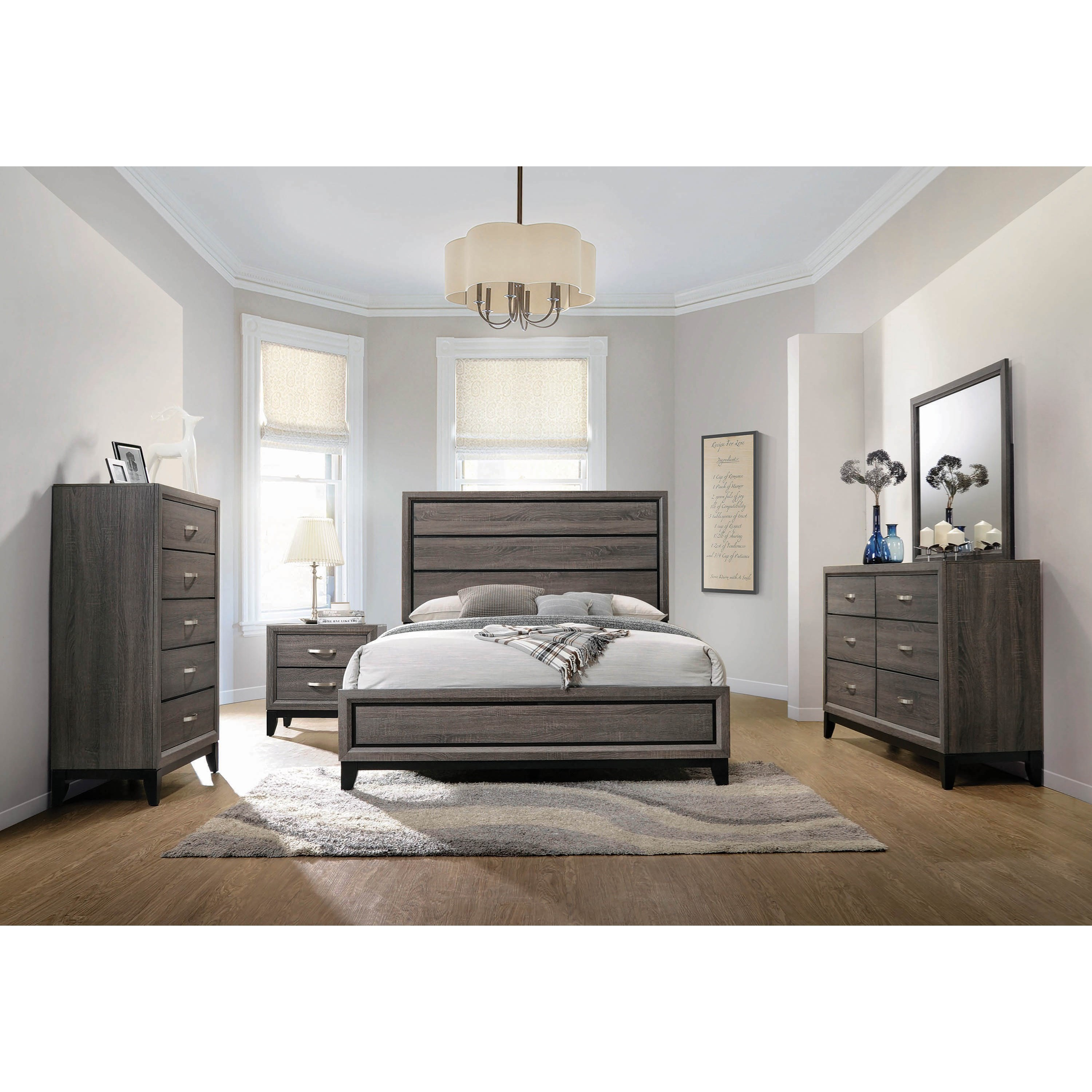Watson Queen Bedroom Group by Coaster at Northeast Factory Direct