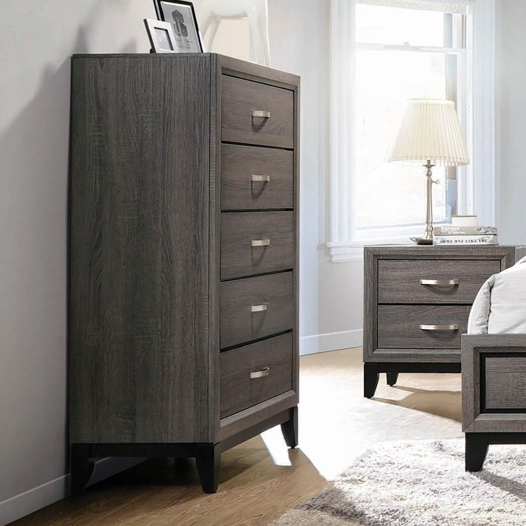 Watson Chest of Drawers by Coaster at Northeast Factory Direct