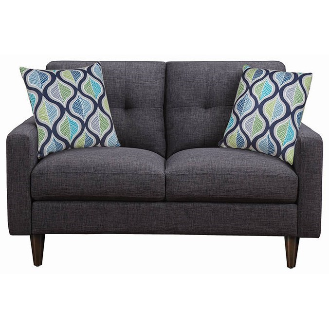 Watsonville Loveseat by Coaster at Northeast Factory Direct