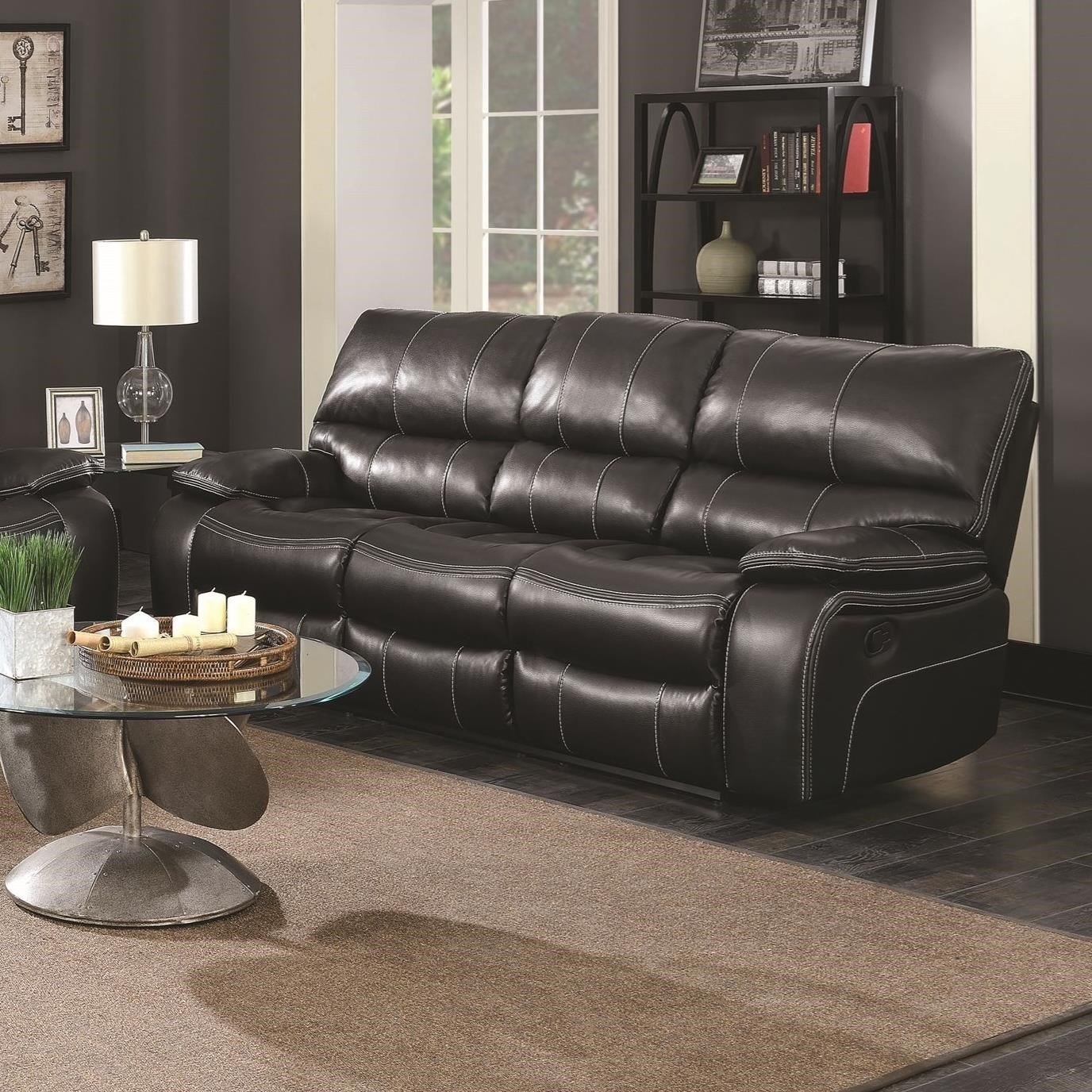 Willemse Motion Sofa by Coaster at Rife's Home Furniture