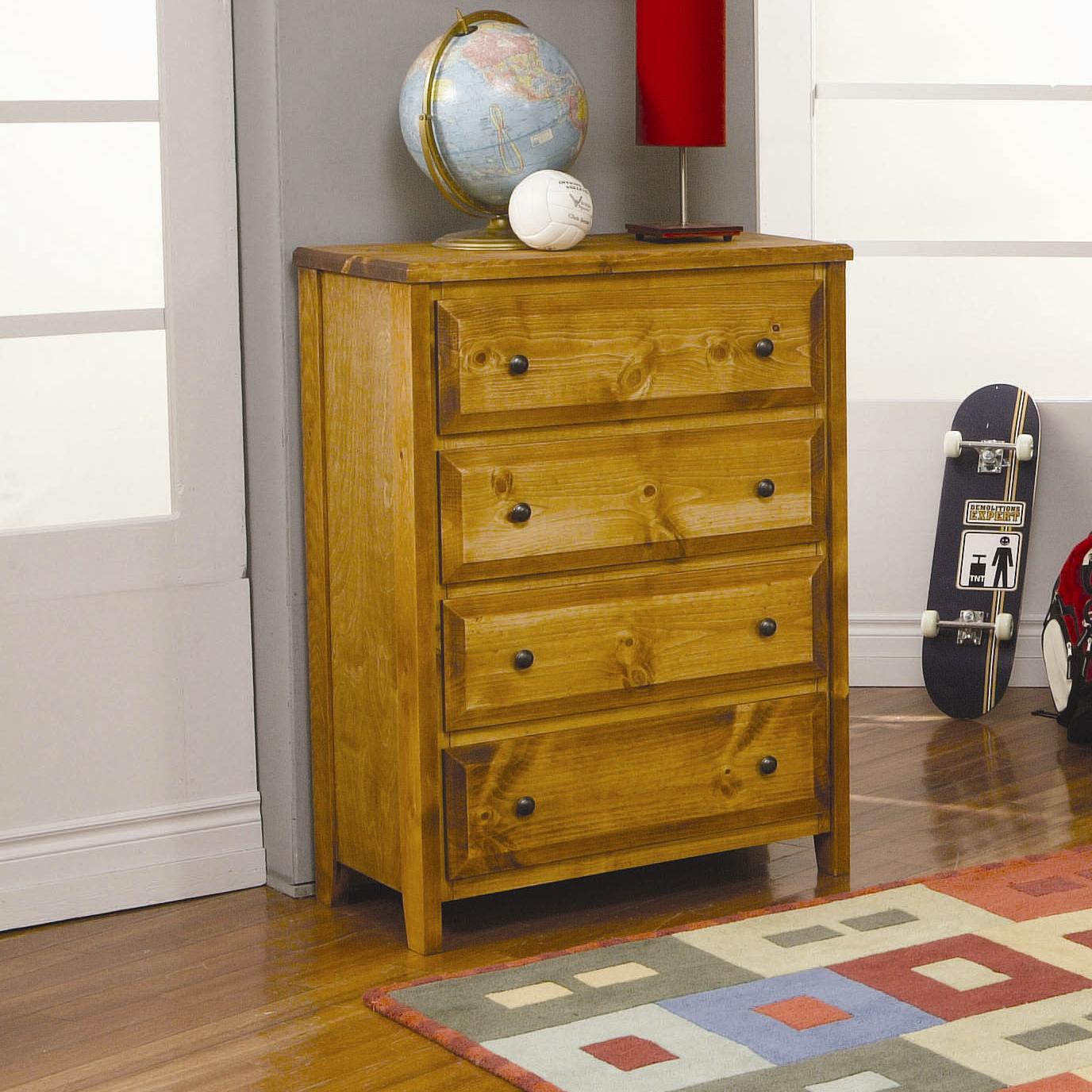 Wrangle Hill Chest by Coaster at Value City Furniture
