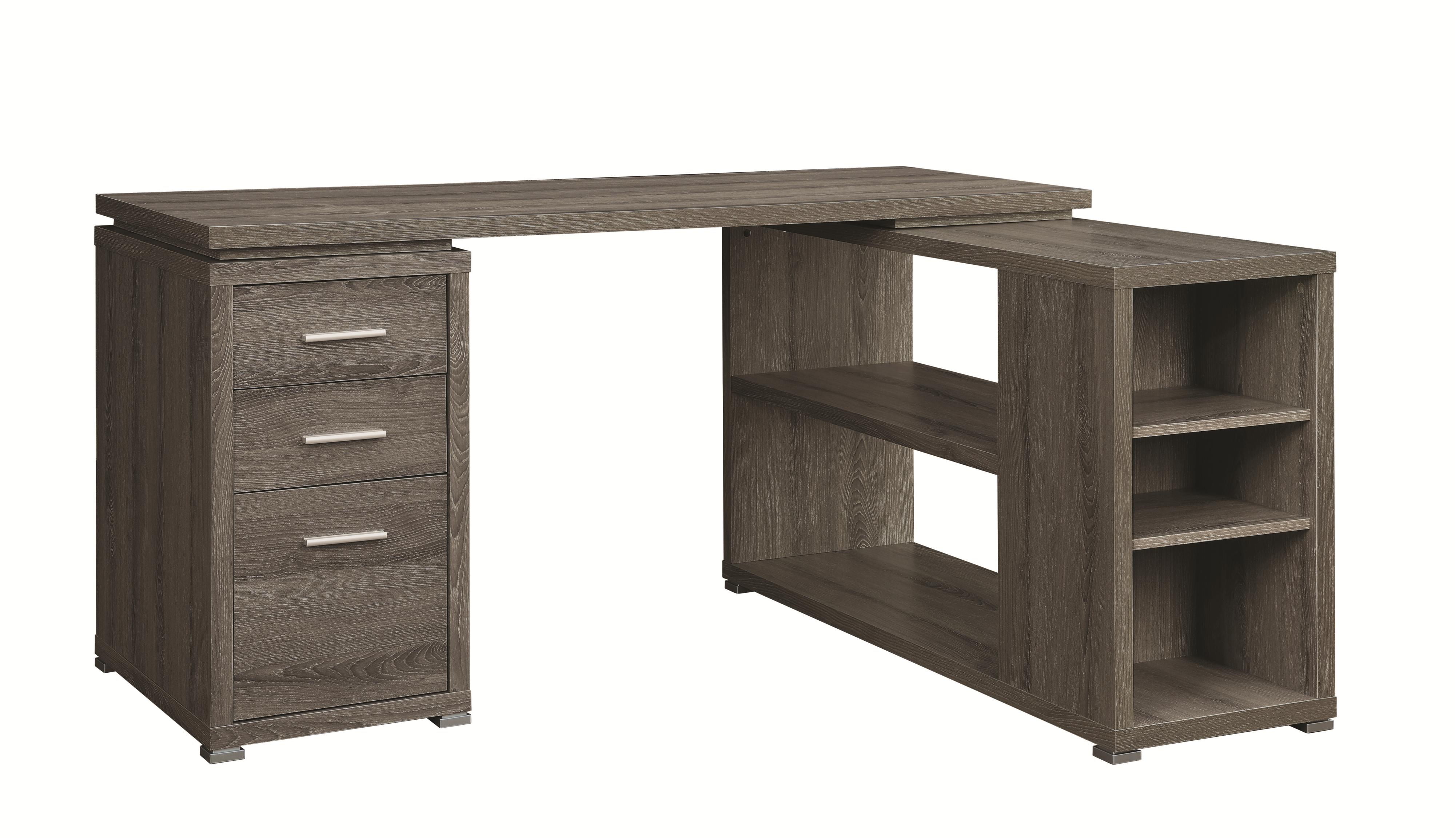 Yvette Office Desk by Coaster at Northeast Factory Direct
