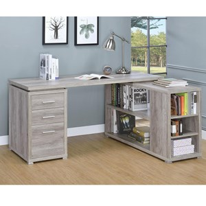 Contemporary L-Shape Desk