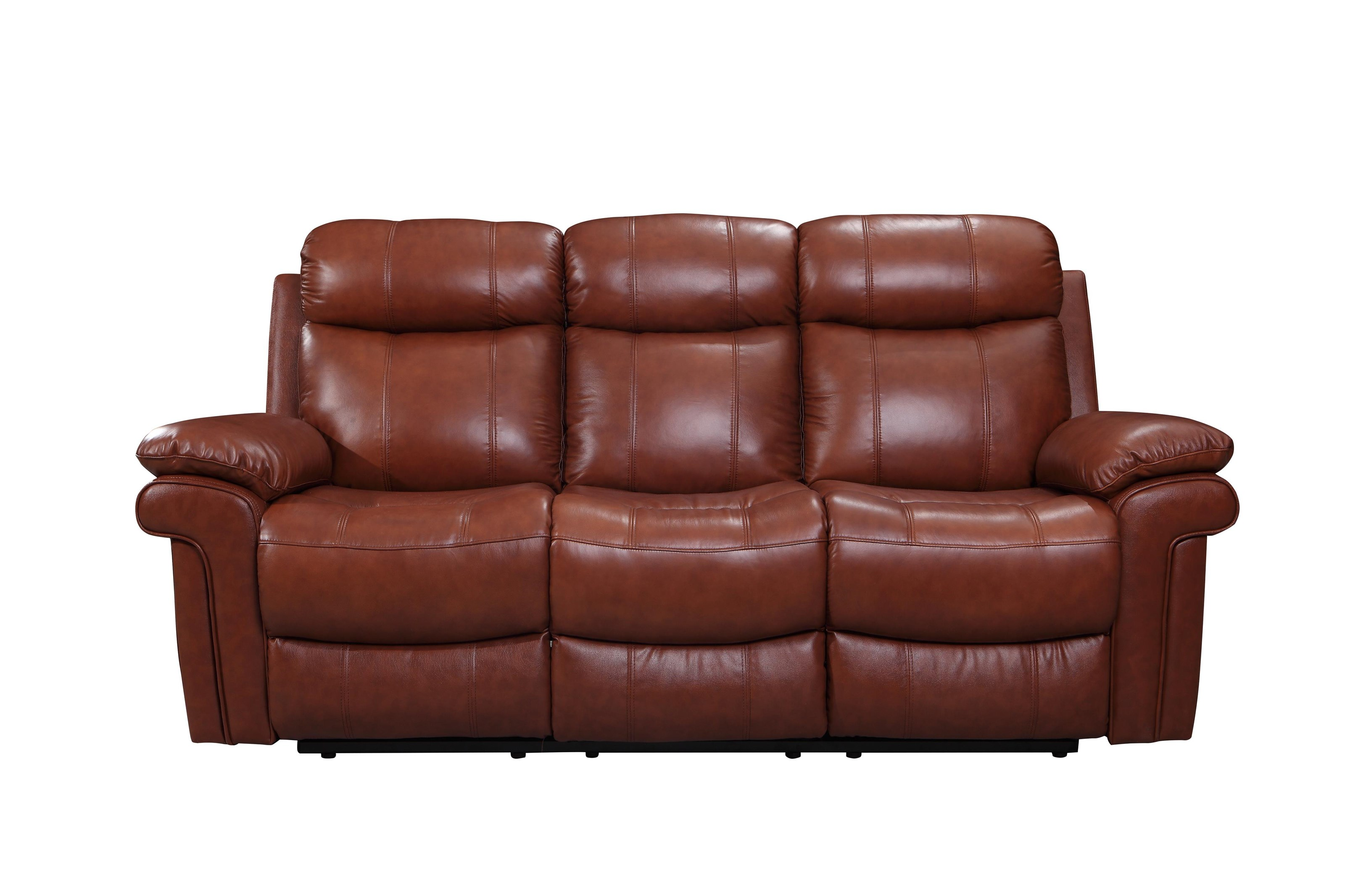 2117-2201 2117 by Leather Italia USA at Wayside Furniture