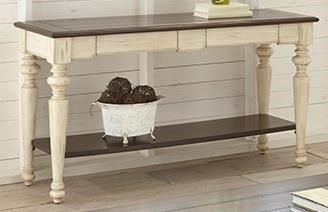 Johnson Valley Johnson Valley Sofa Table by Steve Silver at Morris Home