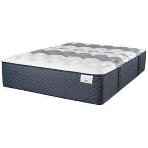 "King 14"" Firm Hybrid Mattress"