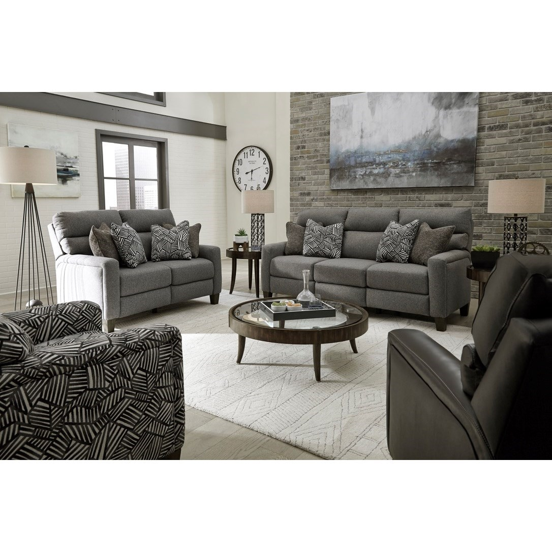 southern motion mt vernon 686 living room group 1 power