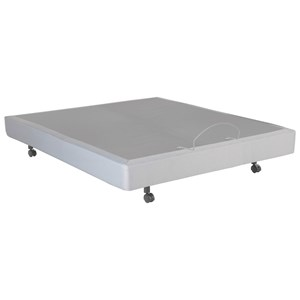 Simplicity 2.0 Queen Adjustable Bed Base with Full Body Massage and Wireless Remote