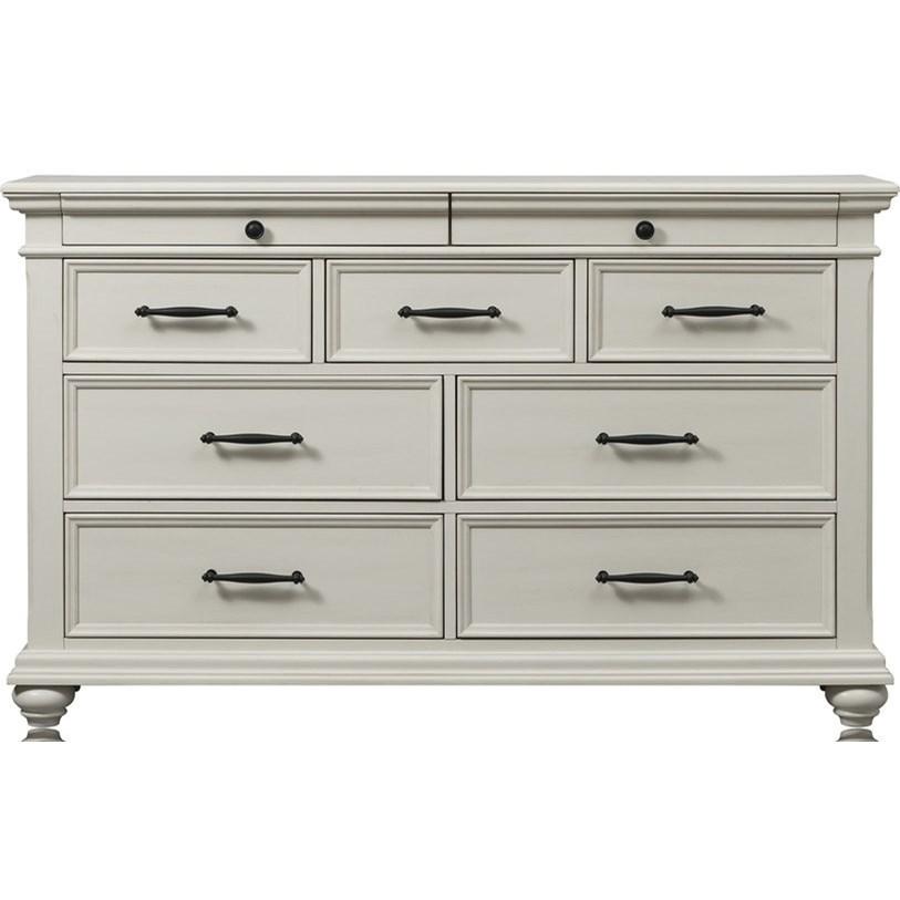 Wheldon Dresser at Walker's Furniture