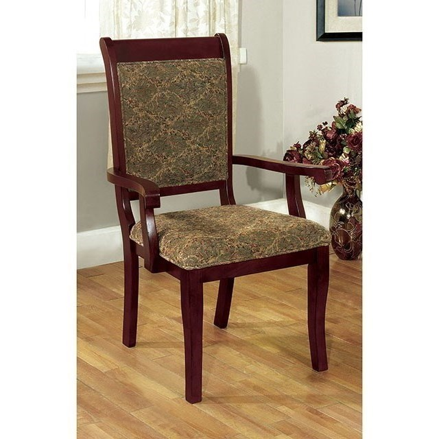 St. Nicholas I Set of 2 Arm Chairs at Household Furniture