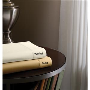 Eggshell Cal King Sheet Set