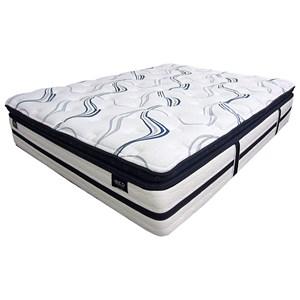 """Full 14"""" Luxury Pillow Top Mattress"""