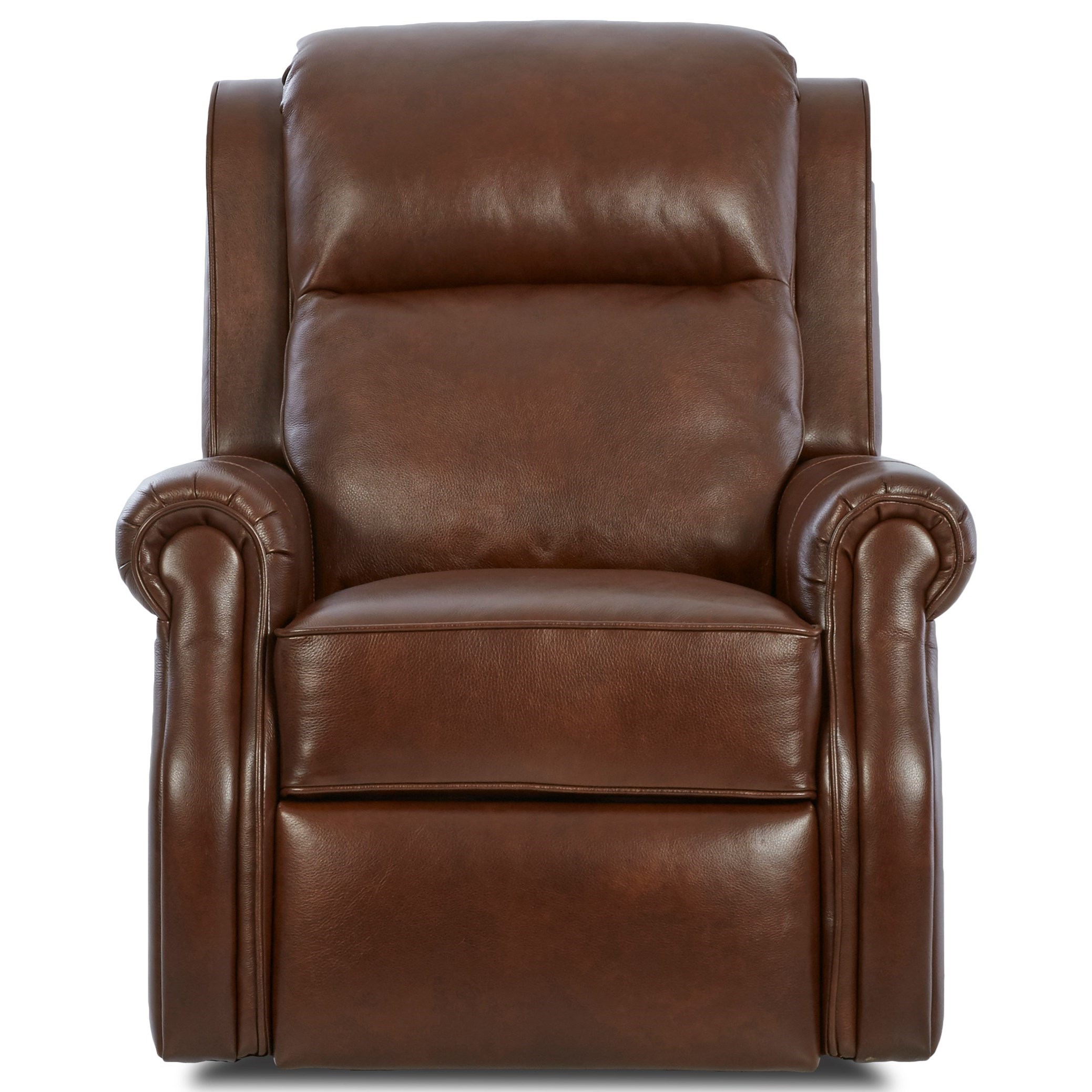 Jamestown Power Recliner w/ Pwr Head and Lumbar by Comfort Design at Stuckey Furniture