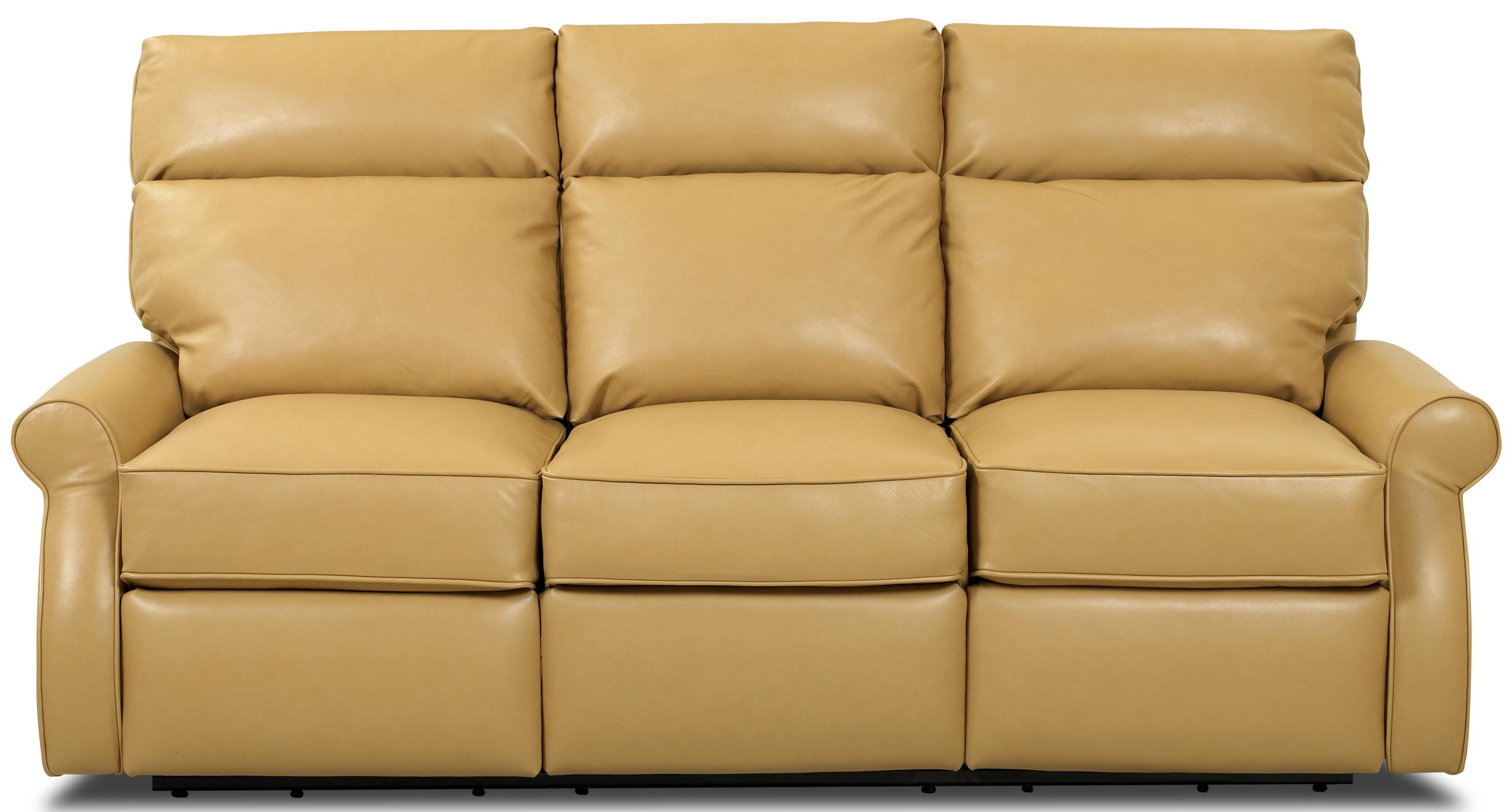 Leslie II Reclining Sofa by Comfort Design at Stuckey Furniture