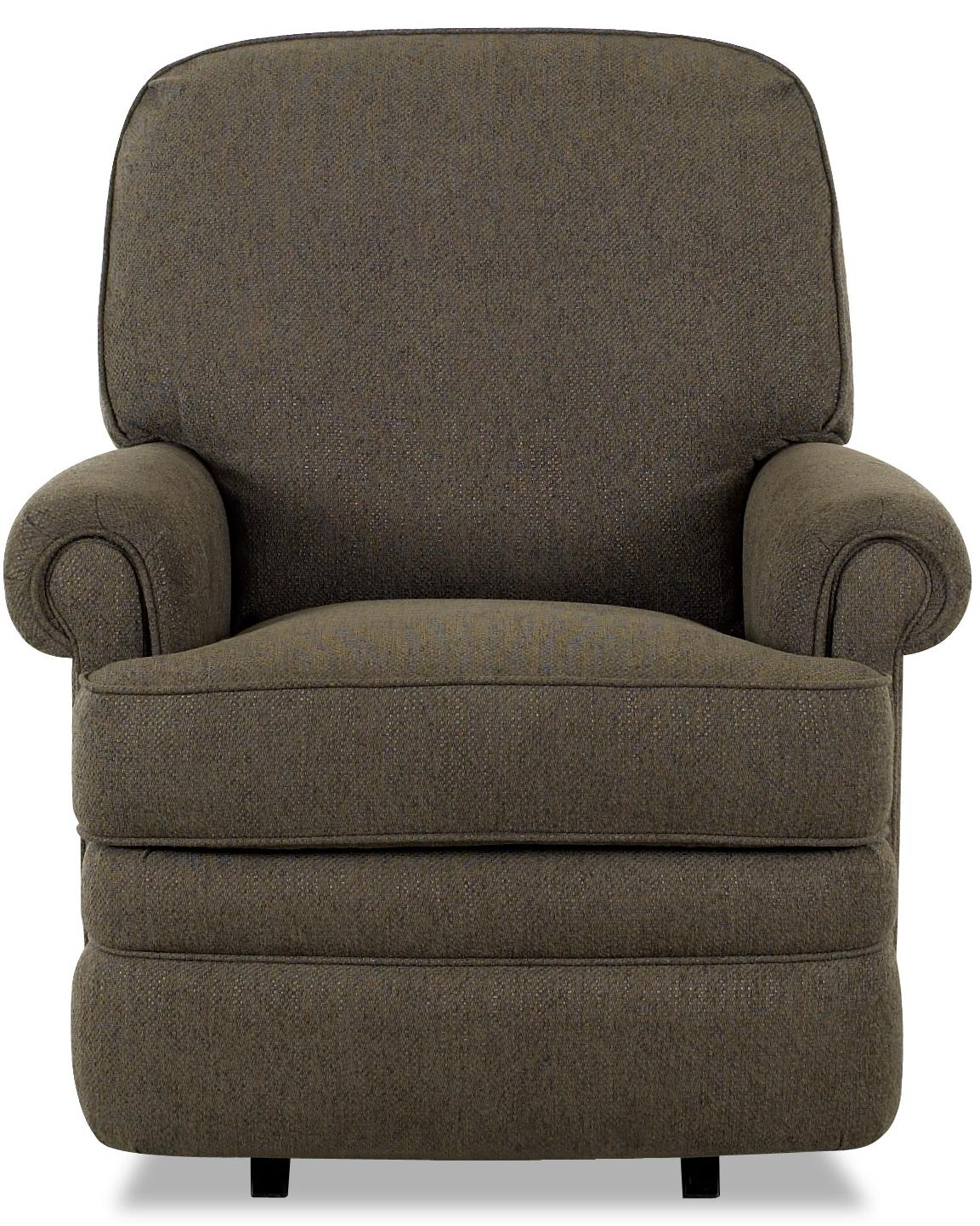 Sutton Place Recliner by Comfort Design at Stuckey Furniture