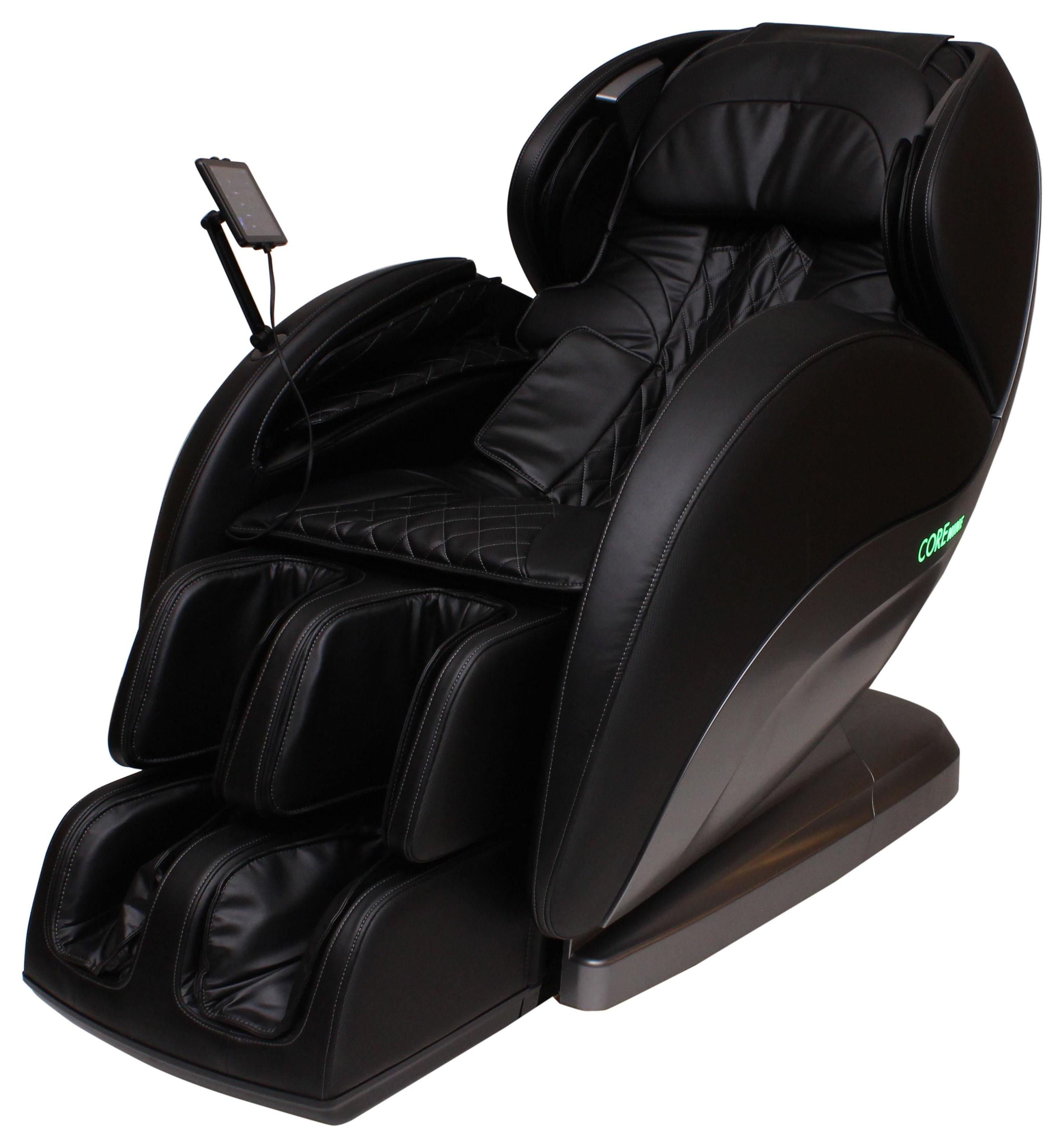 Maximus Massage Chair by Core Nine Massage Technology at HomeWorld Furniture