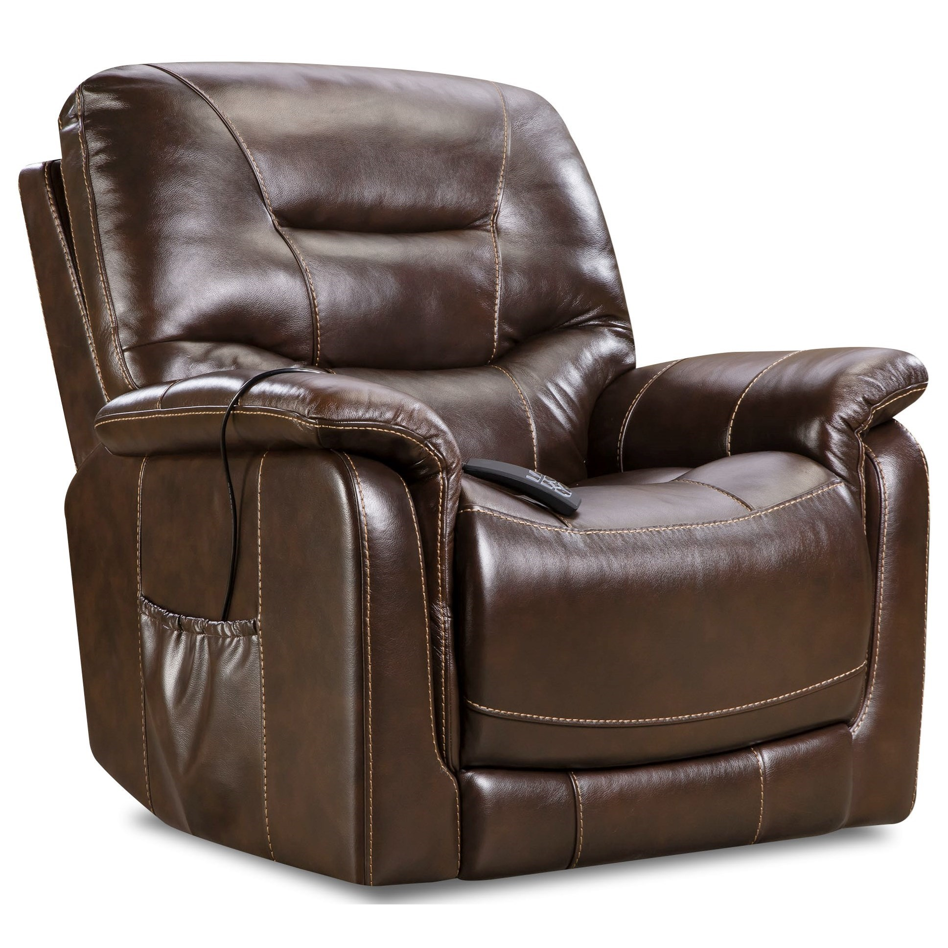 104 Power Recliner by Corinthian at Story & Lee Furniture