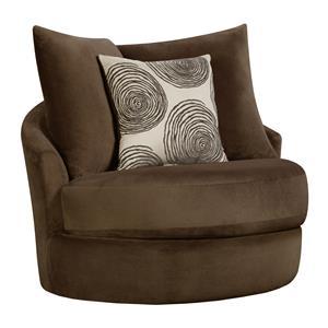 Corinthian 16C0 Swivel Chair