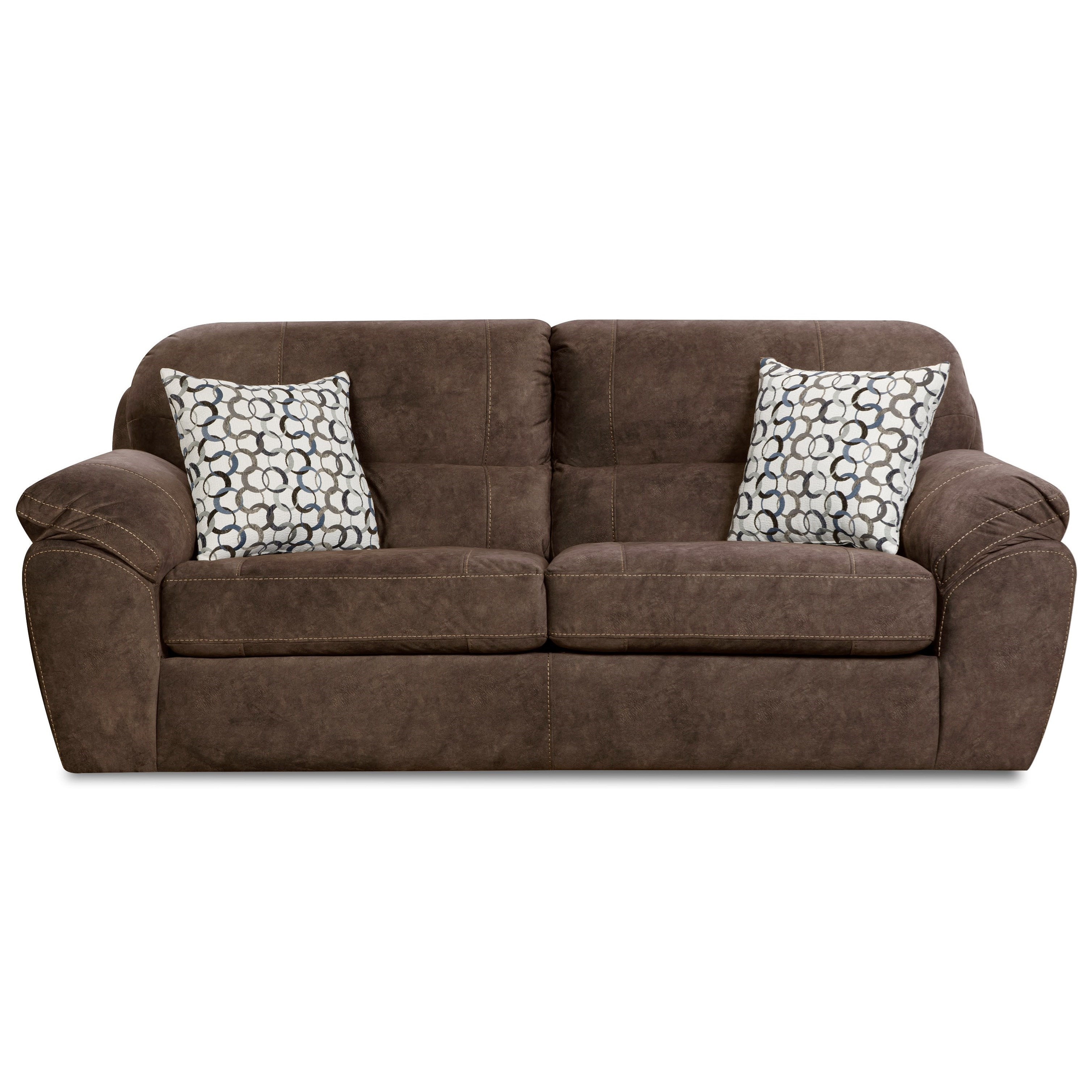 18D0 Sofa by Corinthian at Story & Lee Furniture