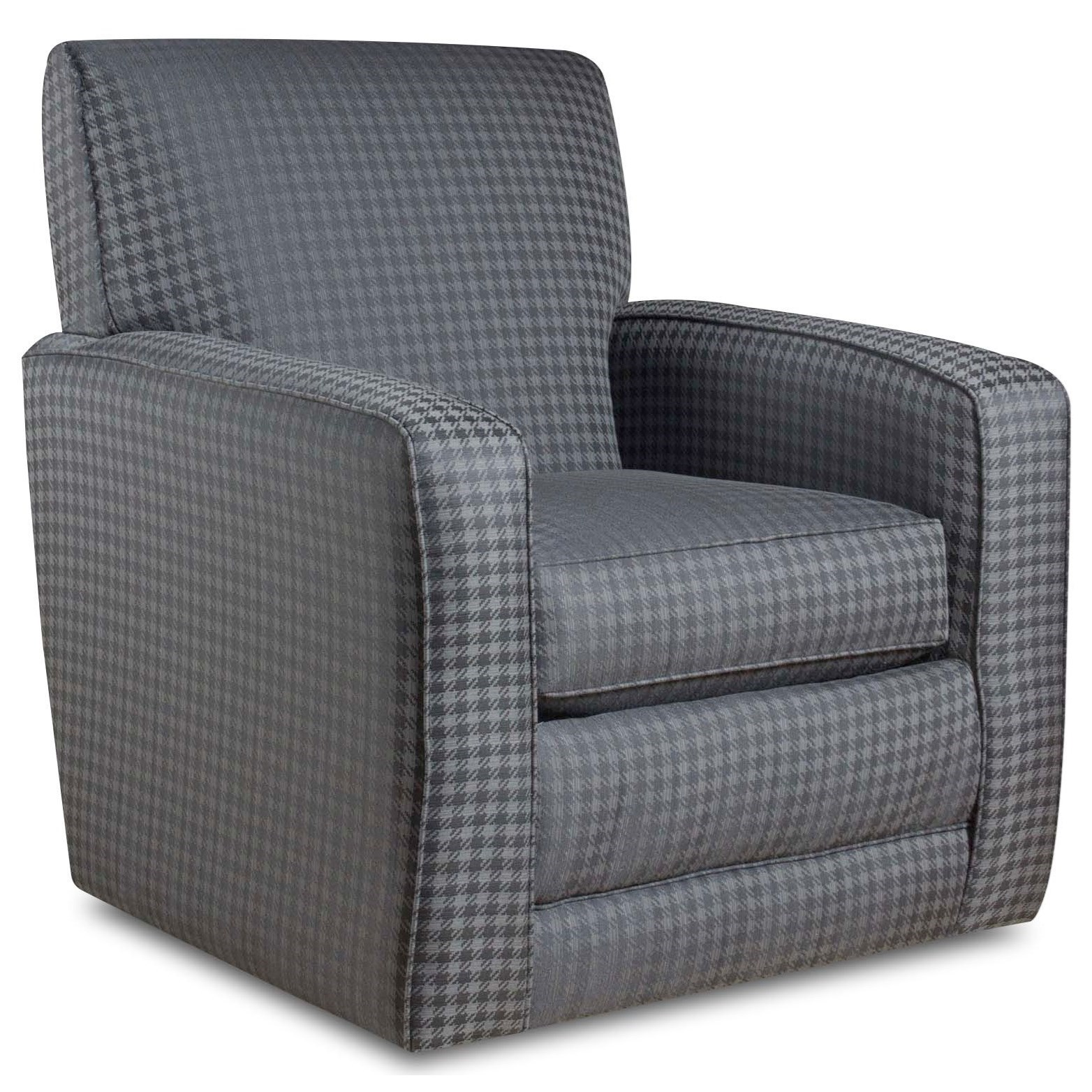 26E0 Swivel Accent Chair by Corinthian at Story & Lee Furniture