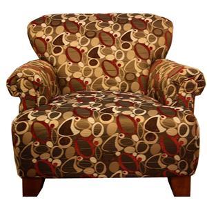 Corinthian 2820 Accent Chair