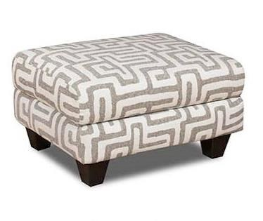 32B0 Accent Ottoman by Corinthian at Story & Lee Furniture
