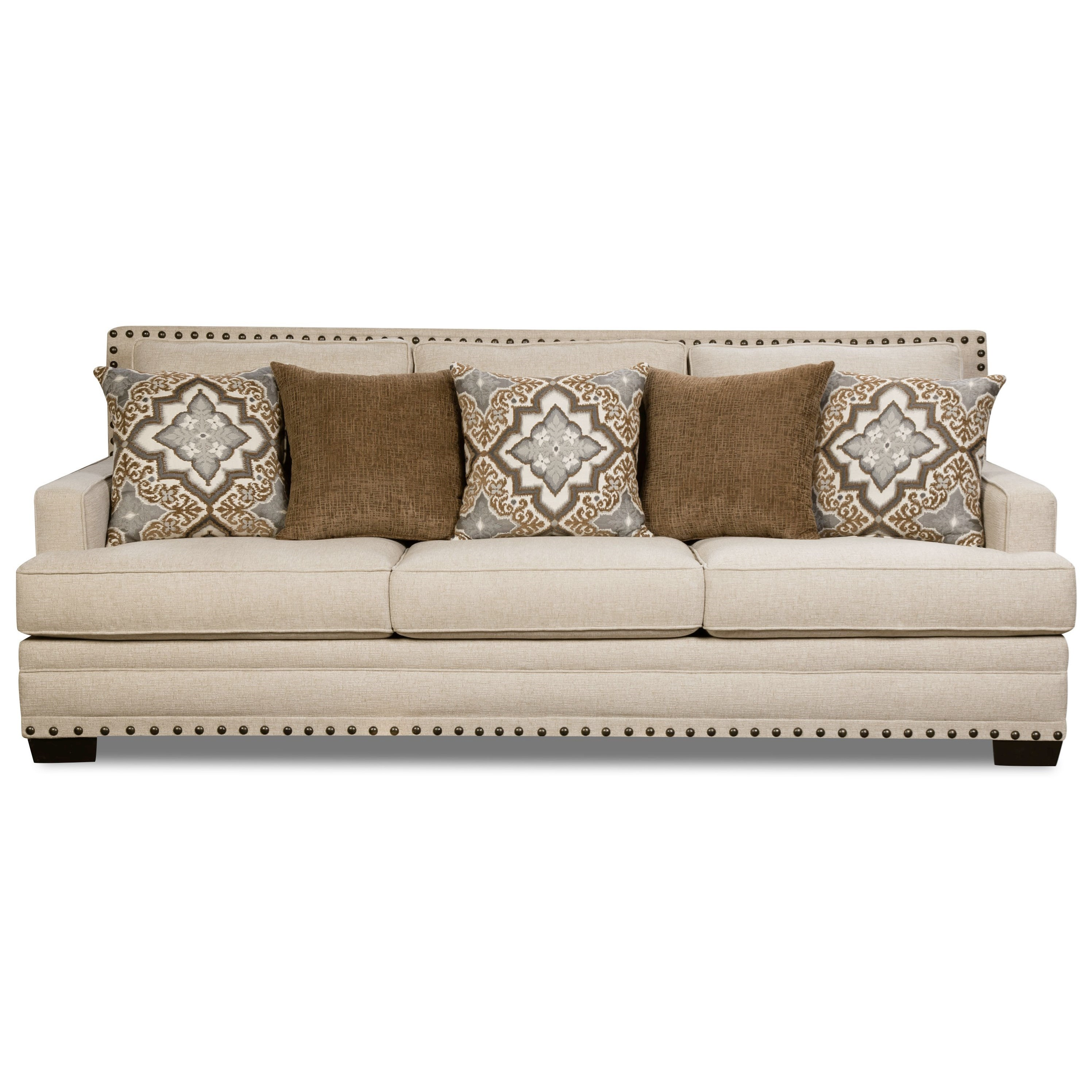 34B0 Sofa by Corinthian at Story & Lee Furniture