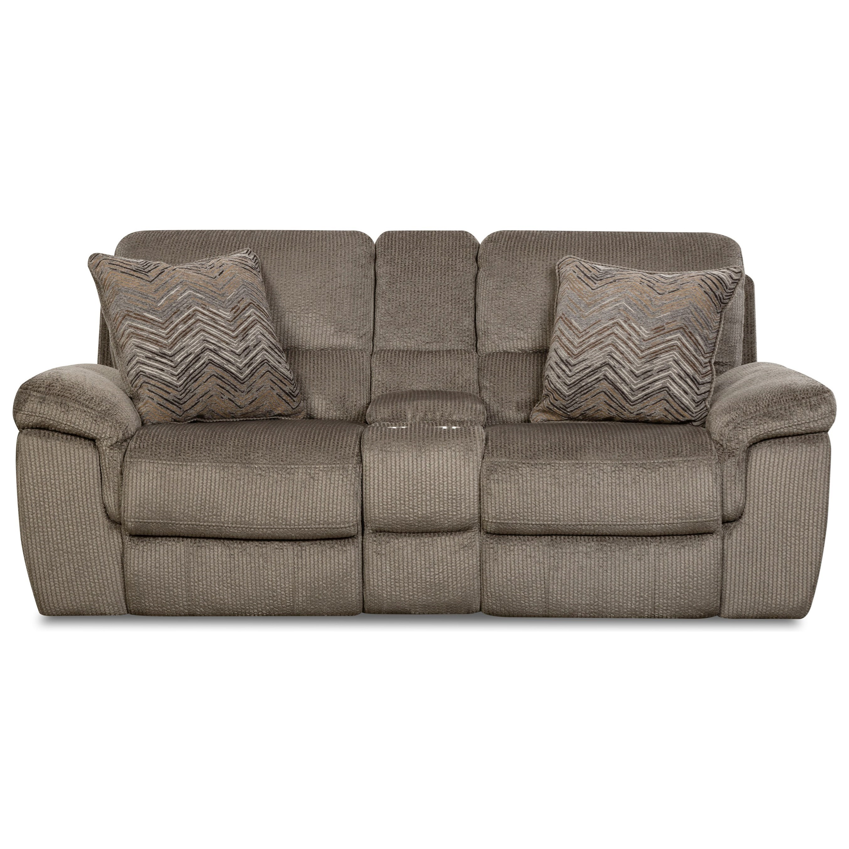 35001 Power Console Loveseat by Corinthian at Story & Lee Furniture