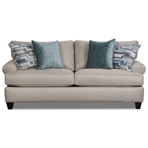 Casual and Contemporary Living Room Sofa