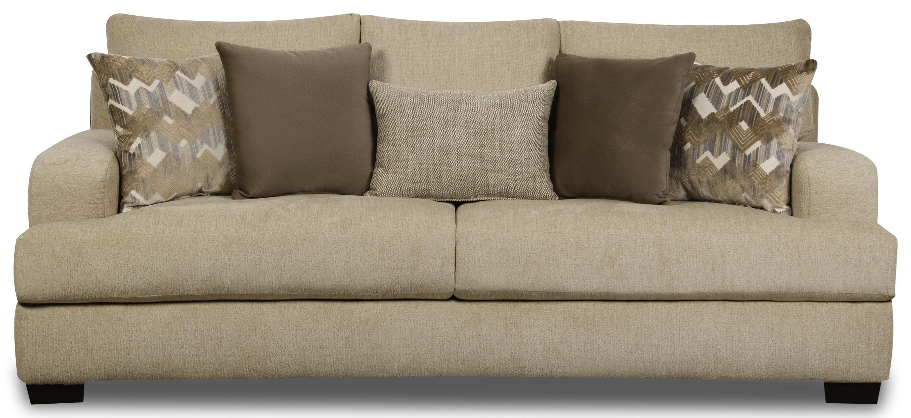 5200 Sofa by Corinthian at Furniture Fair - North Carolina