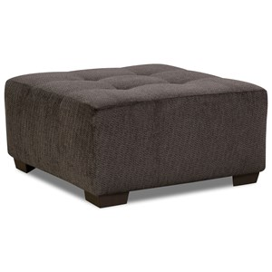Square Cocktail Ottoman